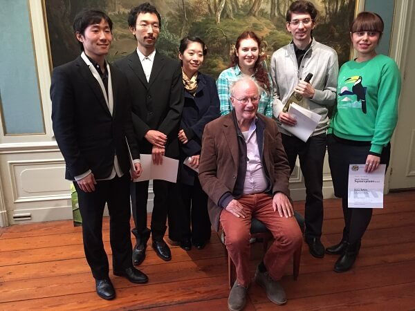 Geelvinck Square Piano Competition