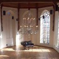 Locatie Sint Aegtenkapel, centrum voor muziek en fotografie