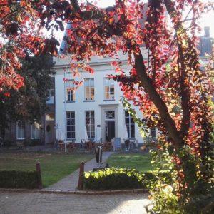 Locatie Genietcafé Oude Bornhof