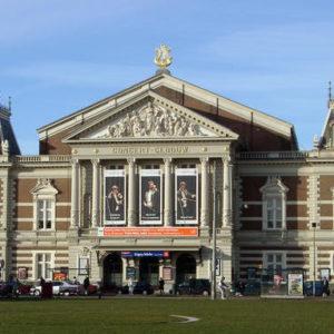 Locatie Koninklijk Concertgebouw