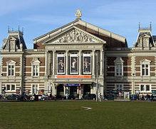 Locatie Kleine Zaal Concertgebouw