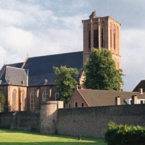 Locatie Grote Kerk in Elburg