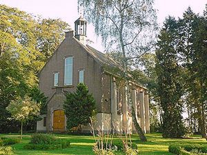 Locatie Kapel op 't Rijsselt