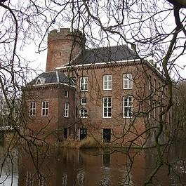 Locatie Kasteel Loenersloot