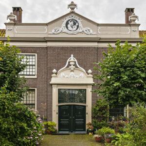 Locatie Meermansburg Hof Leiden