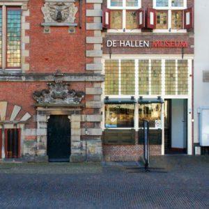 Locatie De Hallen Haarlem