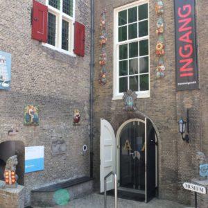 Locatie Gasthuiskapel Museum Gouda