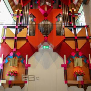Locatie Nationaal Orgelmuseum Elburg