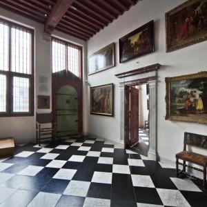Locatie Rembrandthuis