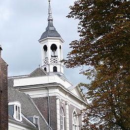Locatie St. Franciscus Xaveriuskerk in Amersfoort
