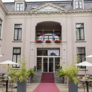 Locatie Stadhouderlijk Hof Leeuwarden