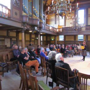 Locatie De Vermaning, Doopsgezinde kerk Zaandam