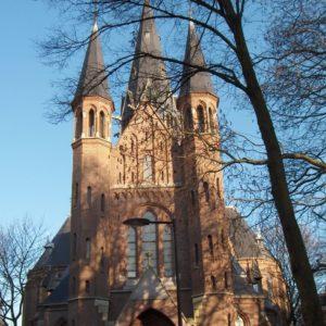 Locatie Vondelkerk