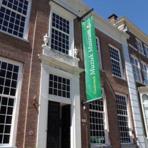 Locatie virtueel museum Muziek Museum Zutphen