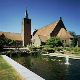 Locatie Klooster Onze Lieve Vrouwe ter Eem, Amersfoort