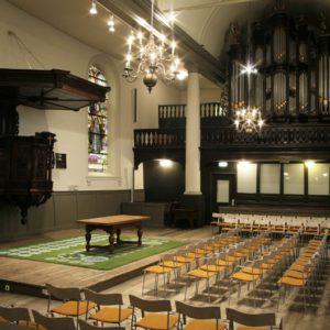Locatie Lutherse kerk