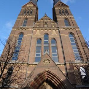 Locatie Posthoornkerk