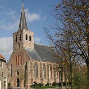 Locatie Kerk van 't Woudt
